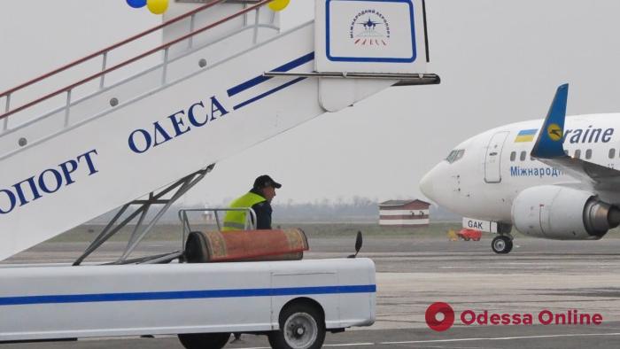 Завтра одесский аэропорт закроют на полдня (обновлено)