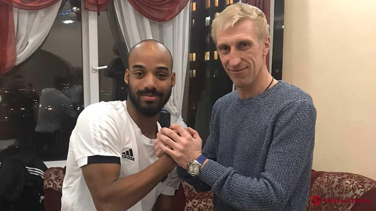 Футбол: «Балканы» подписали контракт с полузащитником из Бразилии