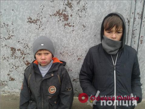 В Одесской области разыскивают двух пропавших братьев