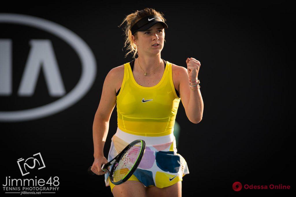 Теннис: уроженка Одессы уверенно выходит в четвертьфинал турнира в Таиланде