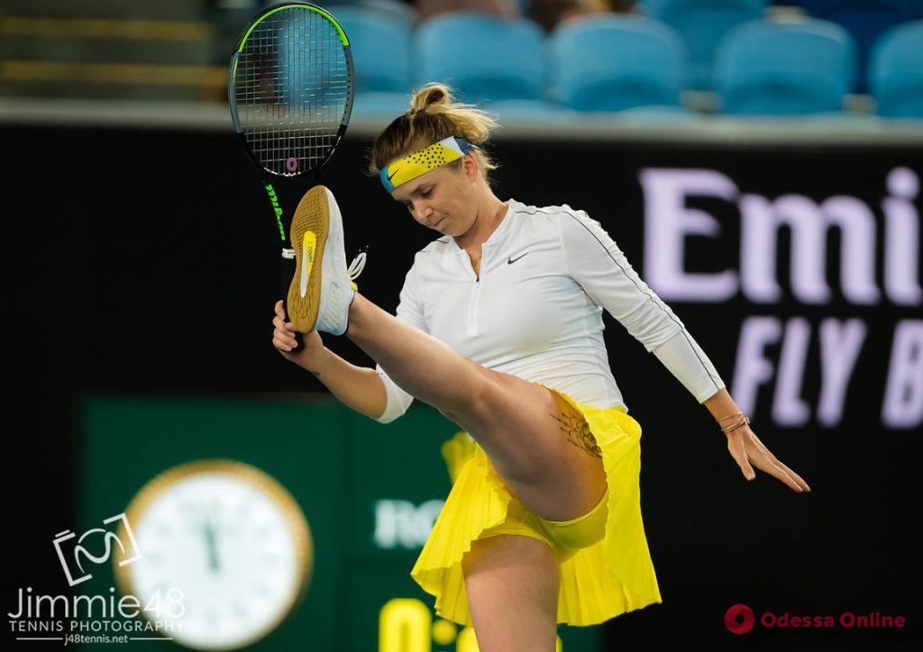 Неудачное возвращение: теннисистка из Одессы бесславно сыграла в Швейцарии