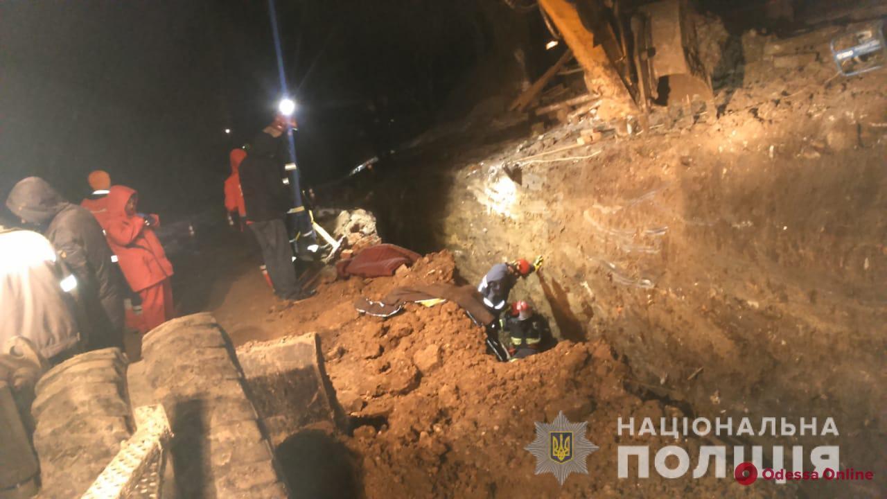 Житель Одесской области погиб на стройке в Тернополе