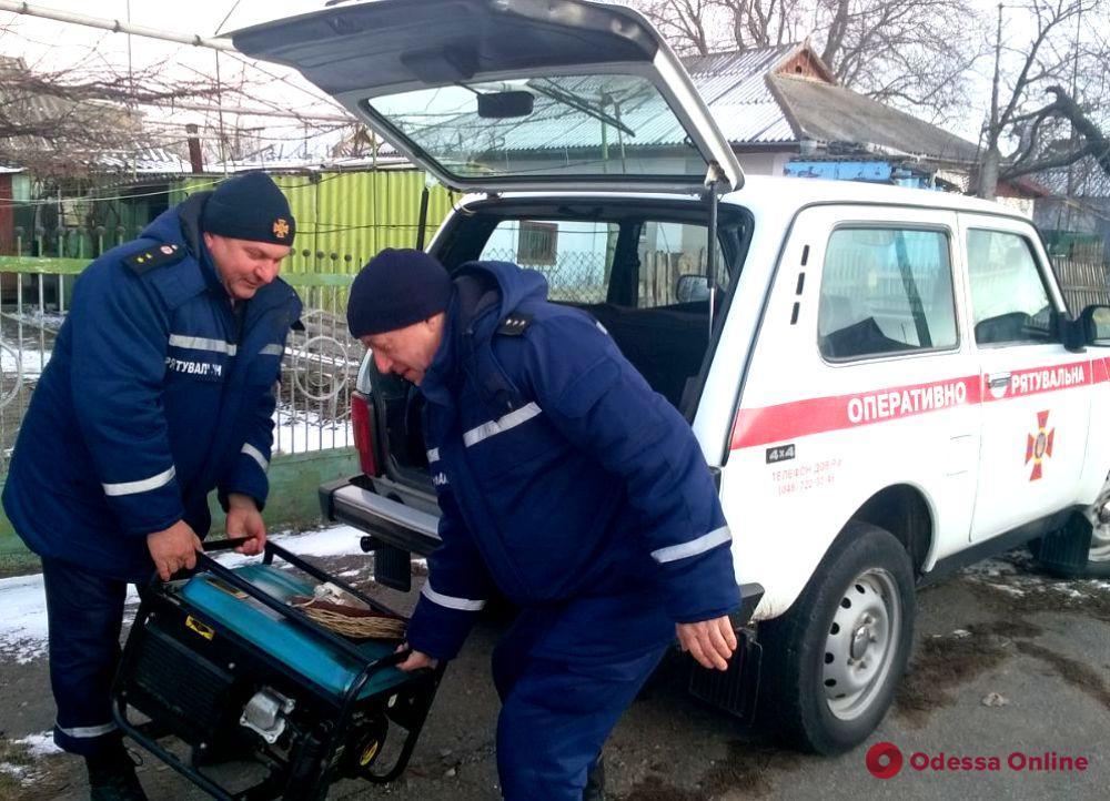 Не мог дышать: в Одесской области спасли тяжелобольного