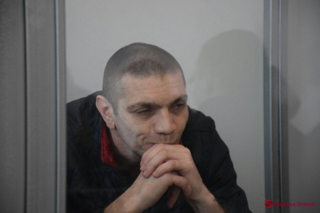 Убивший супругу житель Одесской области на суде отказался давать показания