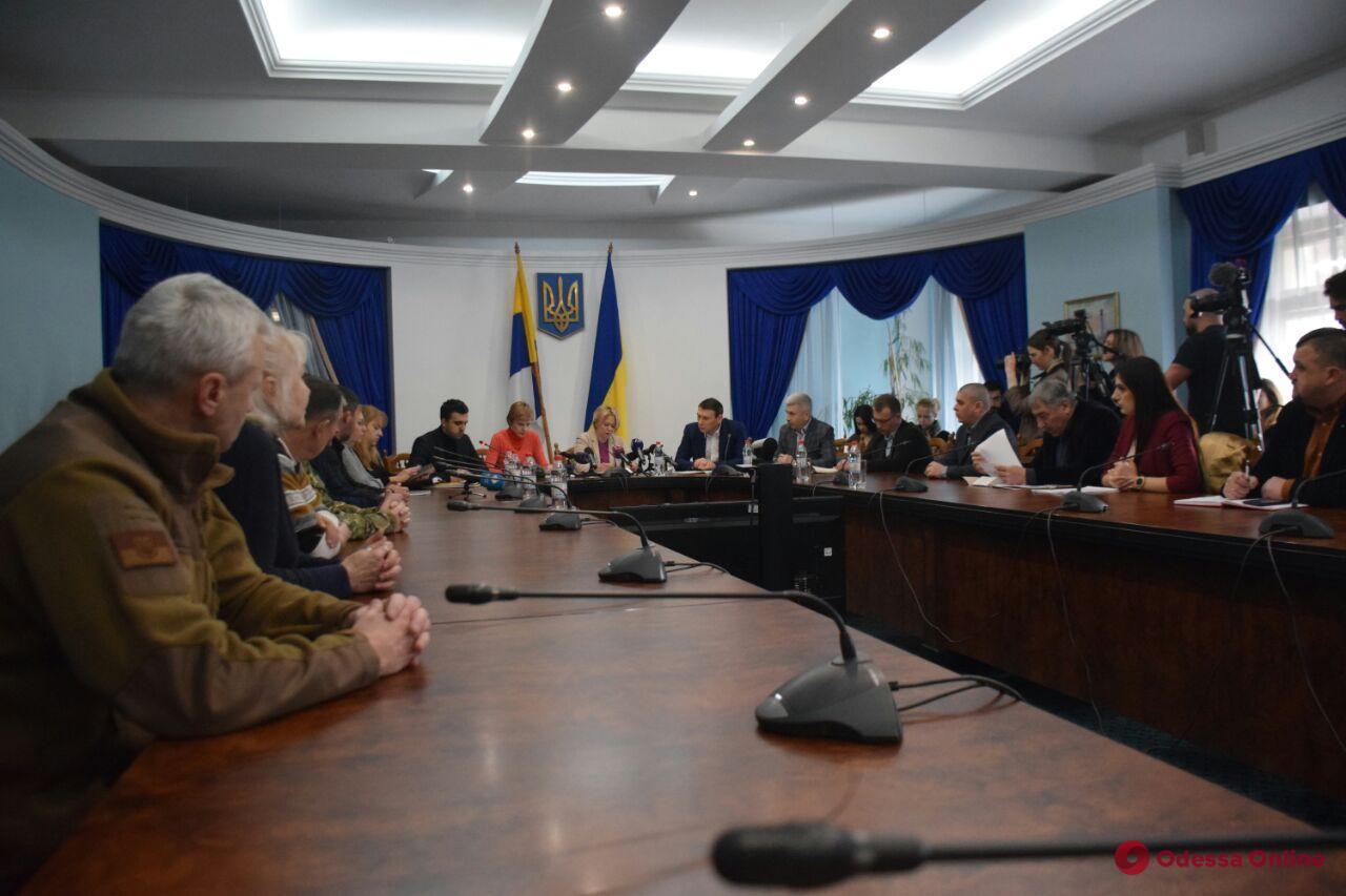 На базе одесского военного госпиталя хотят открыть реабилитационный центр для участников боевых действий (фото)