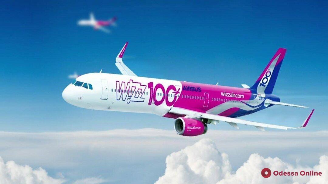 Лоукостер WizzAir отменяет рейсы из Одессы на два с половиной месяца