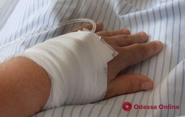 В Одессе от осложнений гриппа умер мужчина
