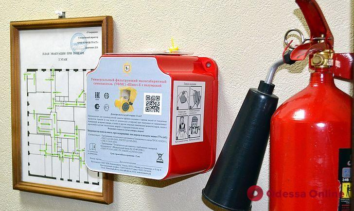 В одесских вузах и ПТУ низкий уровень противопожарной безопасности