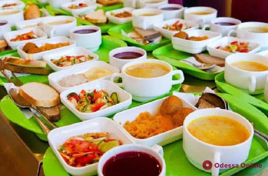 В одесских школах реорганизуют советы по питанию
