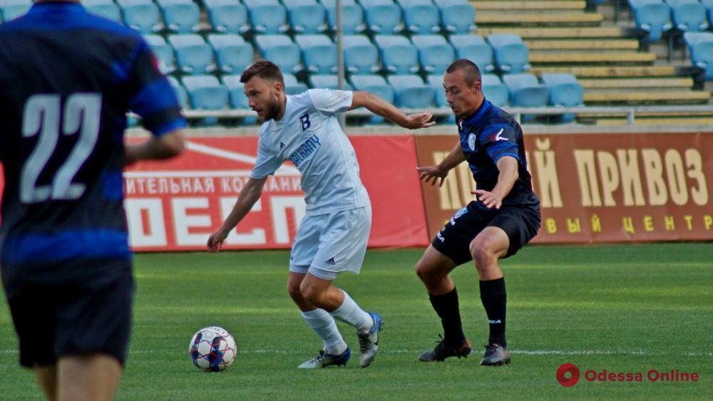 Футболисты «Черноморца» и «Балкан» готовятся к возобновлению сезона в домашних условиях