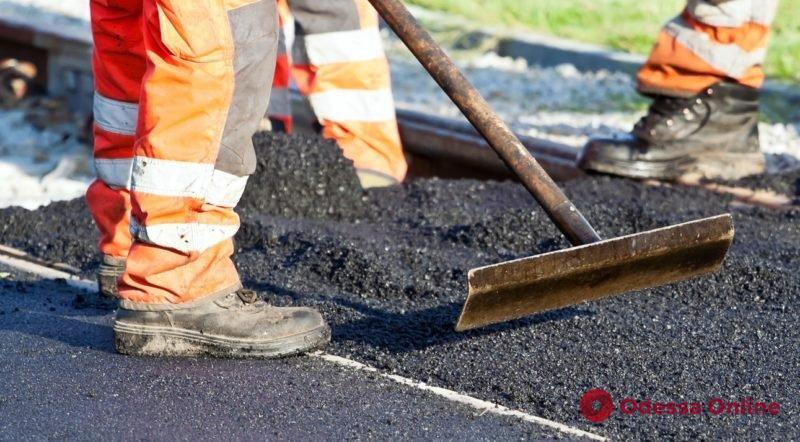 В Одессе приступают к текущему ремонту дорог