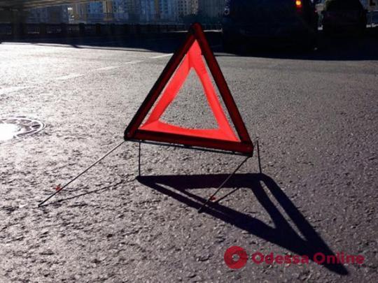 Под Одессой пьяный мотоциклист сбил курсанта университета внутренних дел