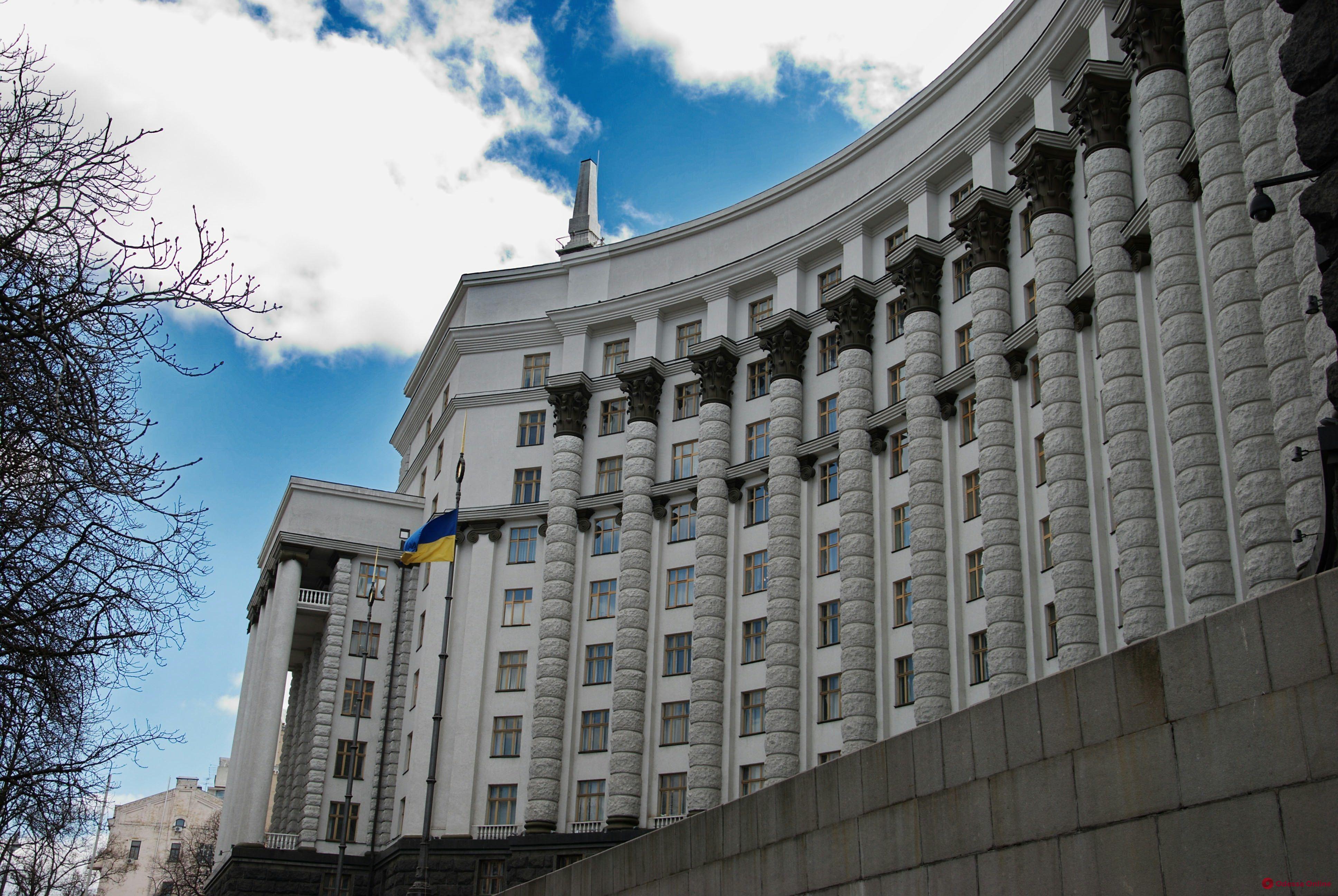 Кабмин рассмотрит введение чрезвычайной ситуации по всей Украине (обновлено)