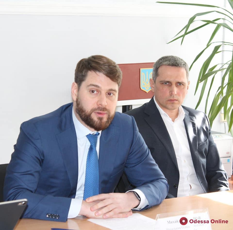 Назначен новый начальник Одесской таможни