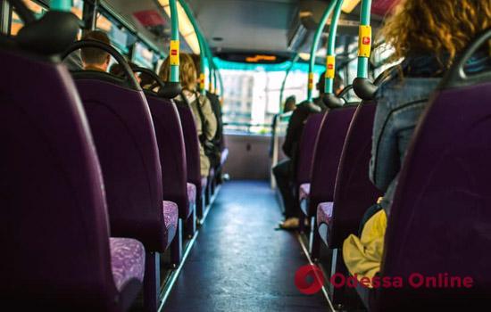 В Одесской области пьяный пассажир автобуса избил водителя из-за замечания