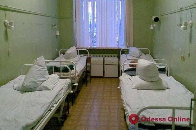 В одесской больнице родственница пациентки помогла поймать вора-рецидивиста