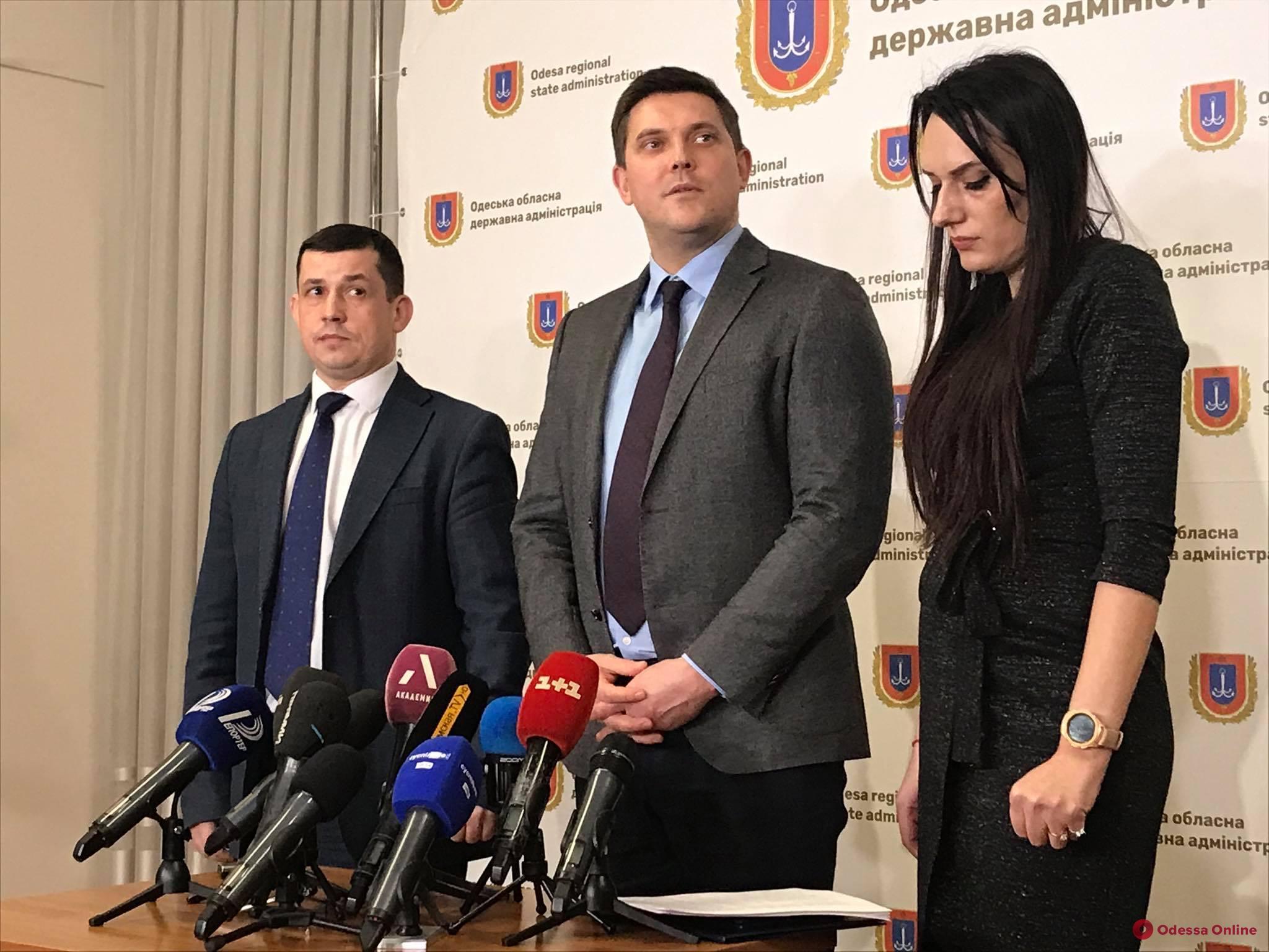 Одесская ОГА рекомендует ограничить количество людей в театрах, кинотеатрах и на рынках