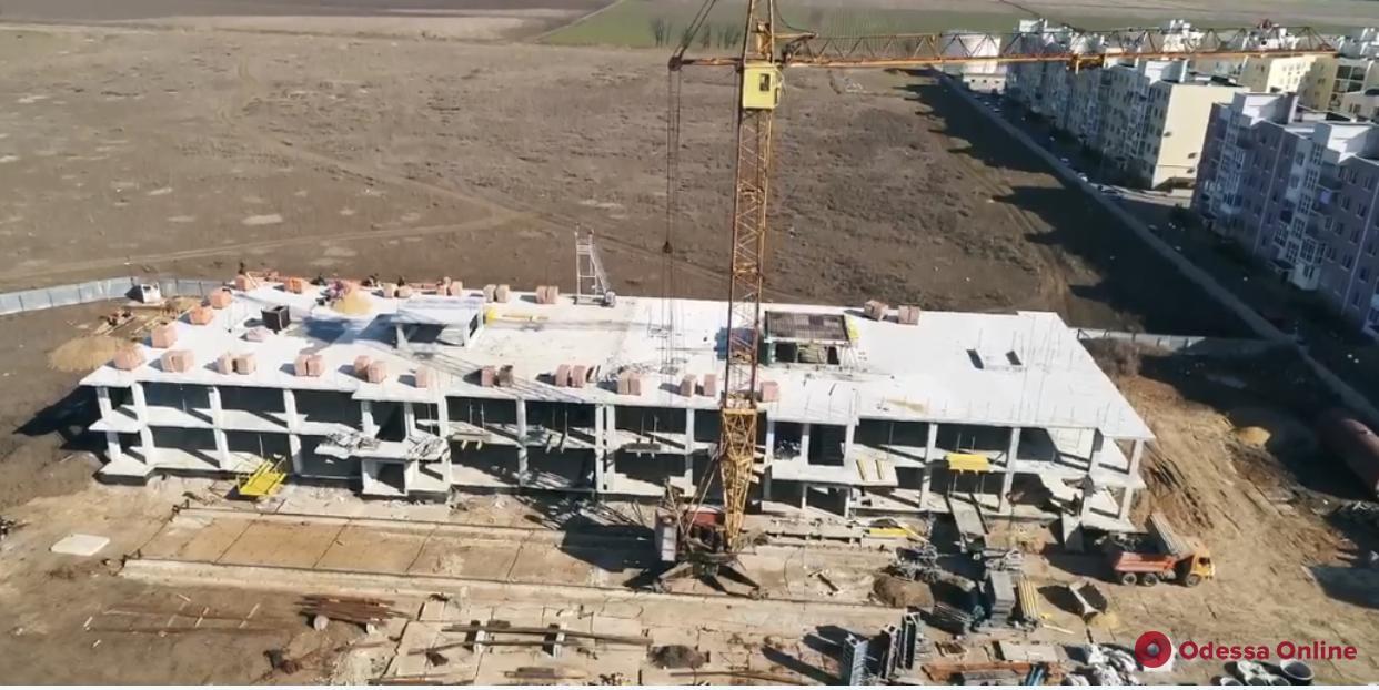 Под Одессой построят детский сад за 45 миллионов гривен