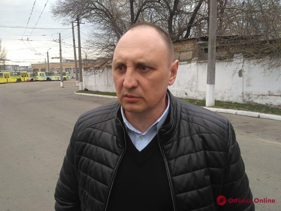 В «Одесгорэлектротрансе» подсчитали ущерб от хулиганских действий пассажиров (фото)