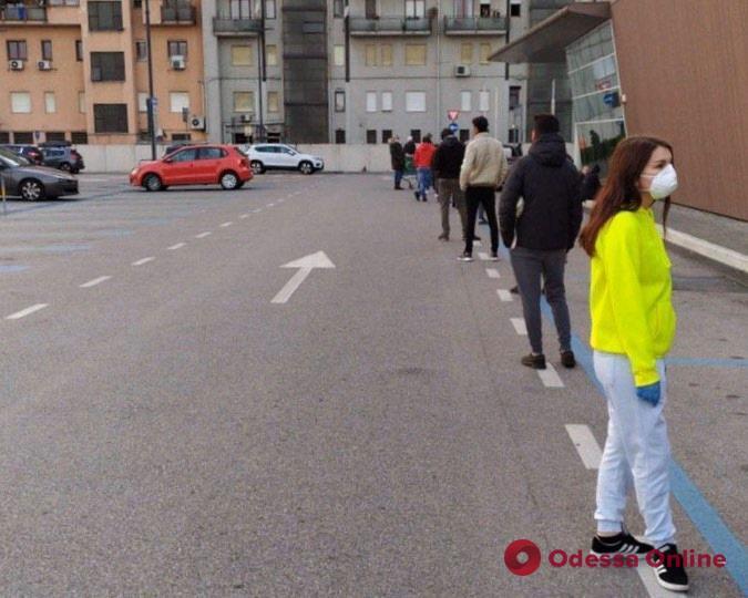А как у них? Читатели Odessa.online о карантине в итальянском Местре: все очень сурово