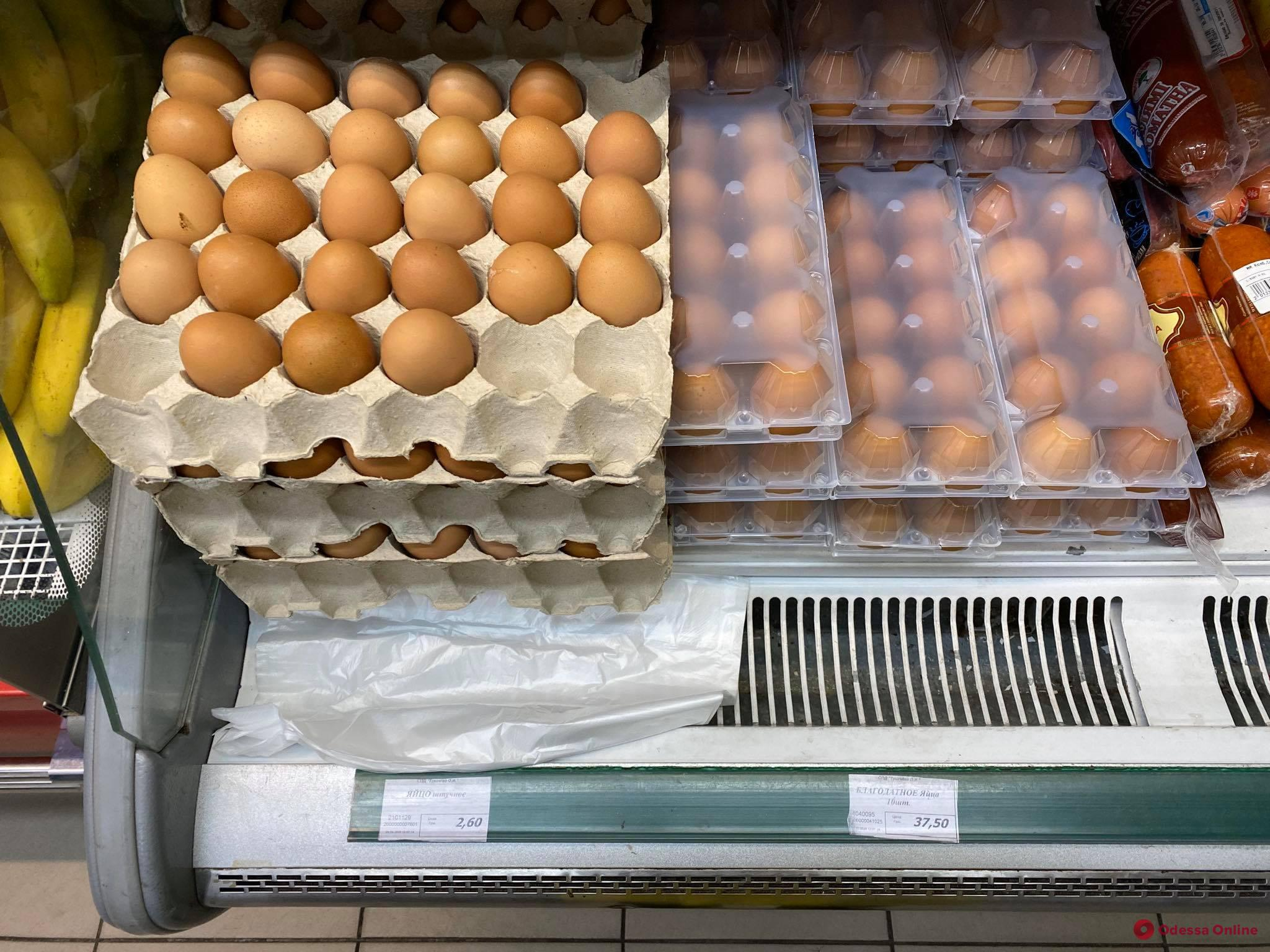 Как в Одессе за неделю изменились цены на популярные продукты питания