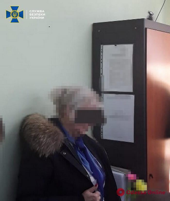 В Черноморске поймали интернет-агитаторшу