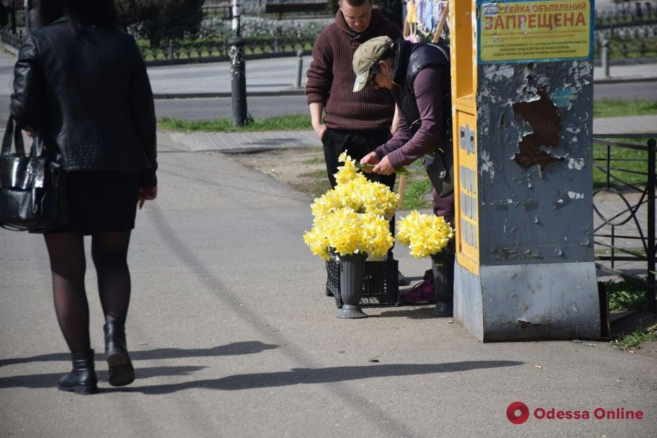 Одесса. Карантин. День тринадцатый (фоторепортаж)