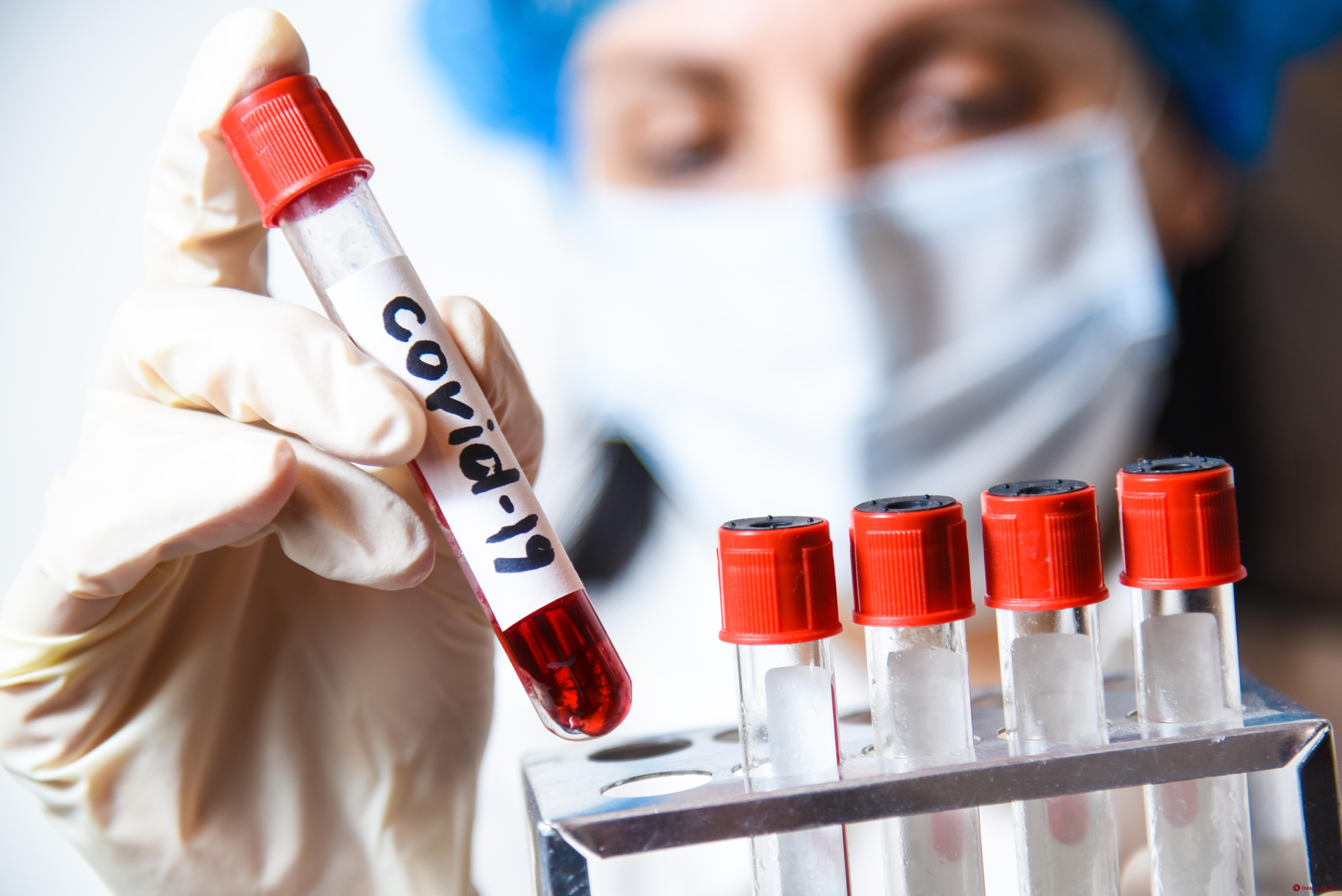 Количество заболевших коронавирусом в Украине увеличилось до 7647