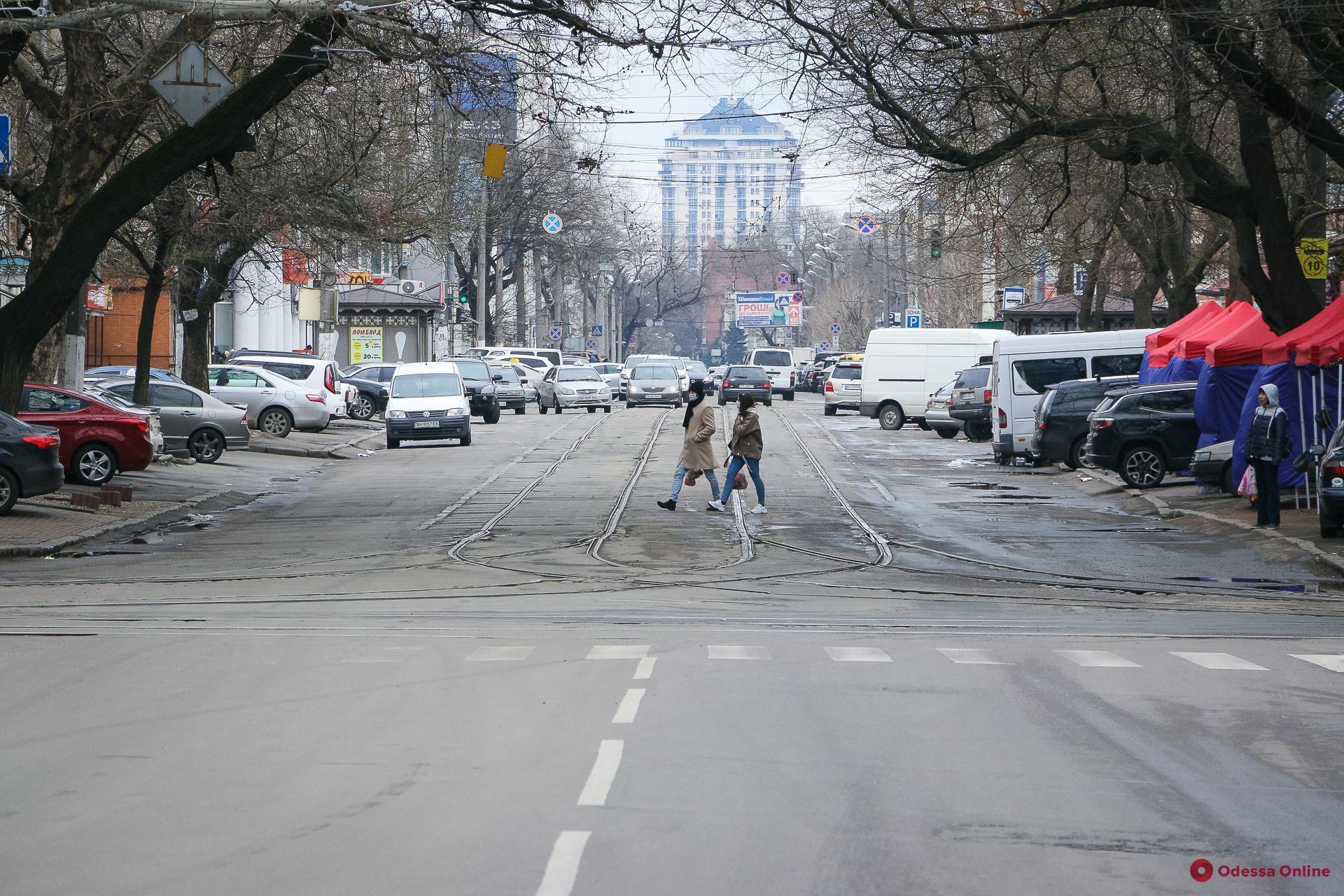 Одесса. Карантин. День седьмой (фоторепортаж)