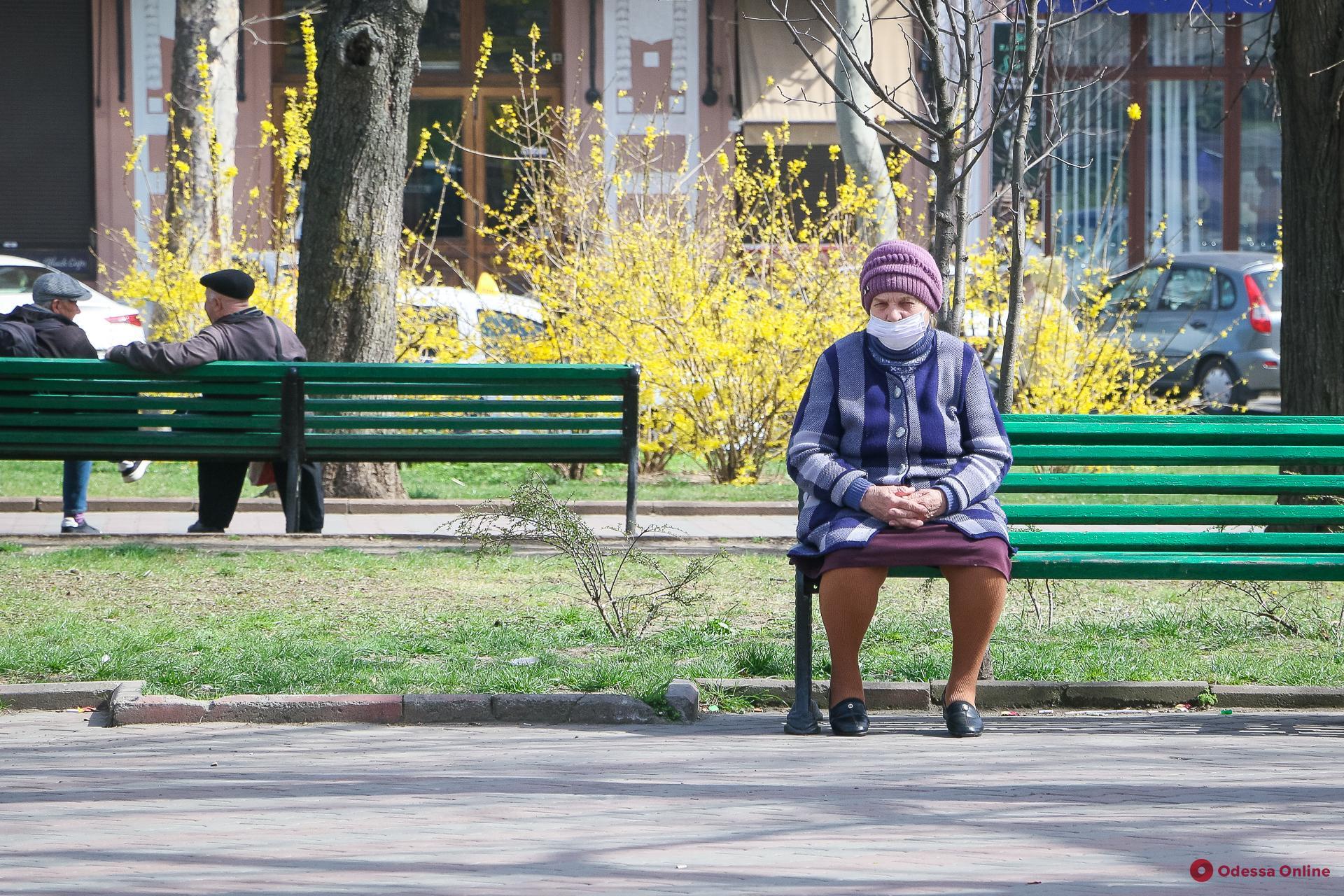 Одесса. Карантин. День одиннадцатый (фоторепортаж)