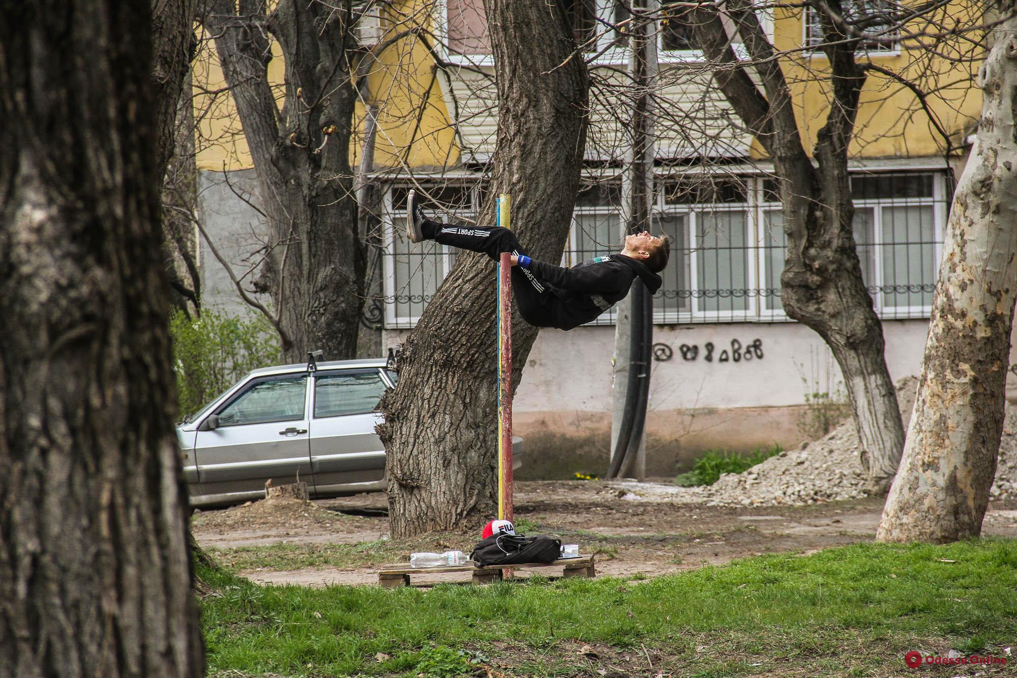 Одесса. Карантин. День двенадцатый (фоторепортаж)