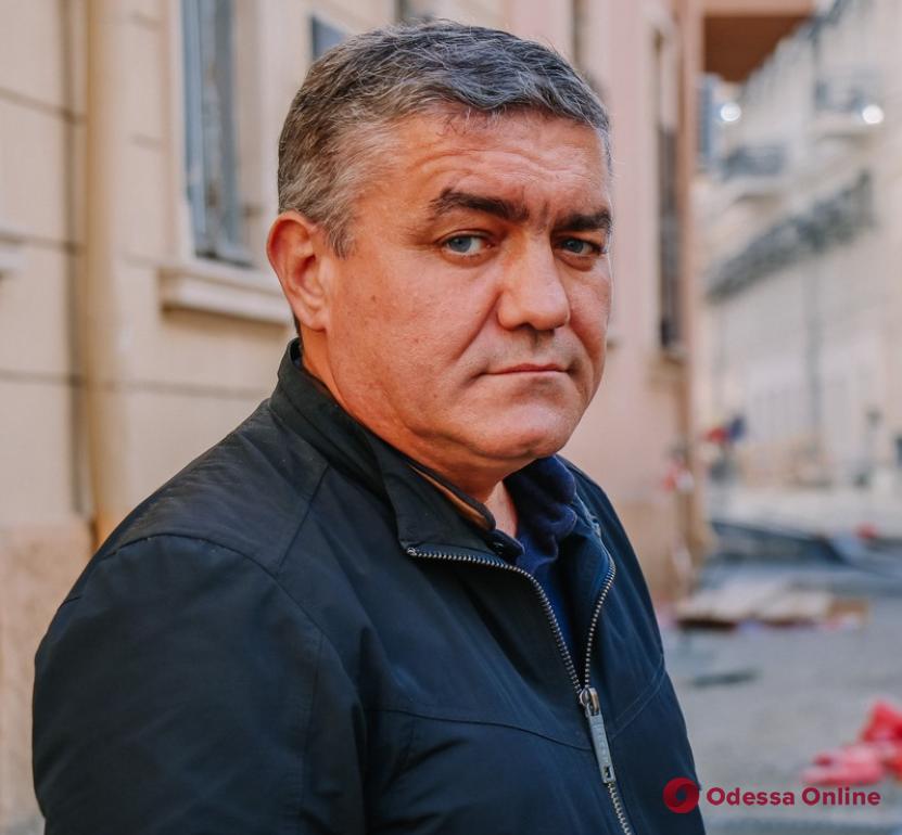 В Одессе назначили нового начальника управления дорожного хозяйства
