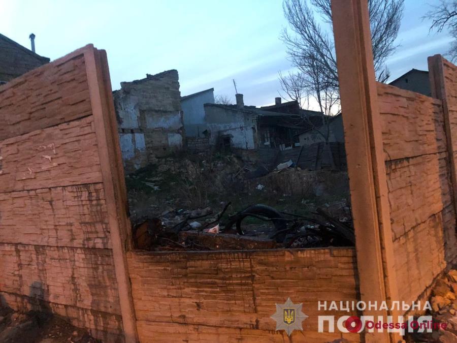 В пожаре на Слободке погиб человек (обновлено)