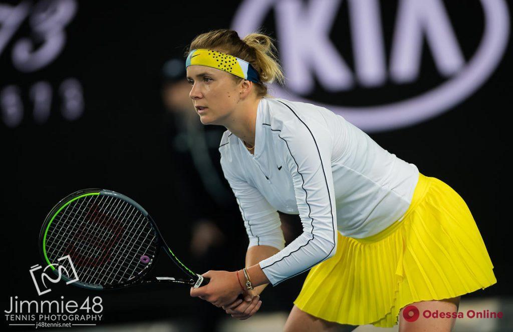 Теннис: уроженка Одессы в паре с британкой вышла в 1/4 финала турнира в Мексике