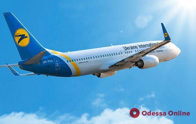МАУ отменяет рейсы из Одессы в Стамбул и Тель-Авив
