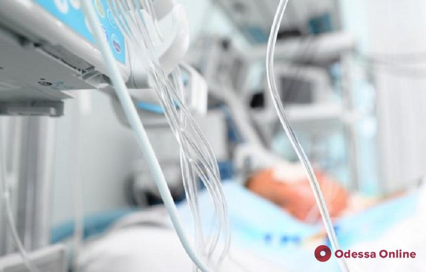 В одесских городских больницах имеются 69 аппаратов ИВЛ