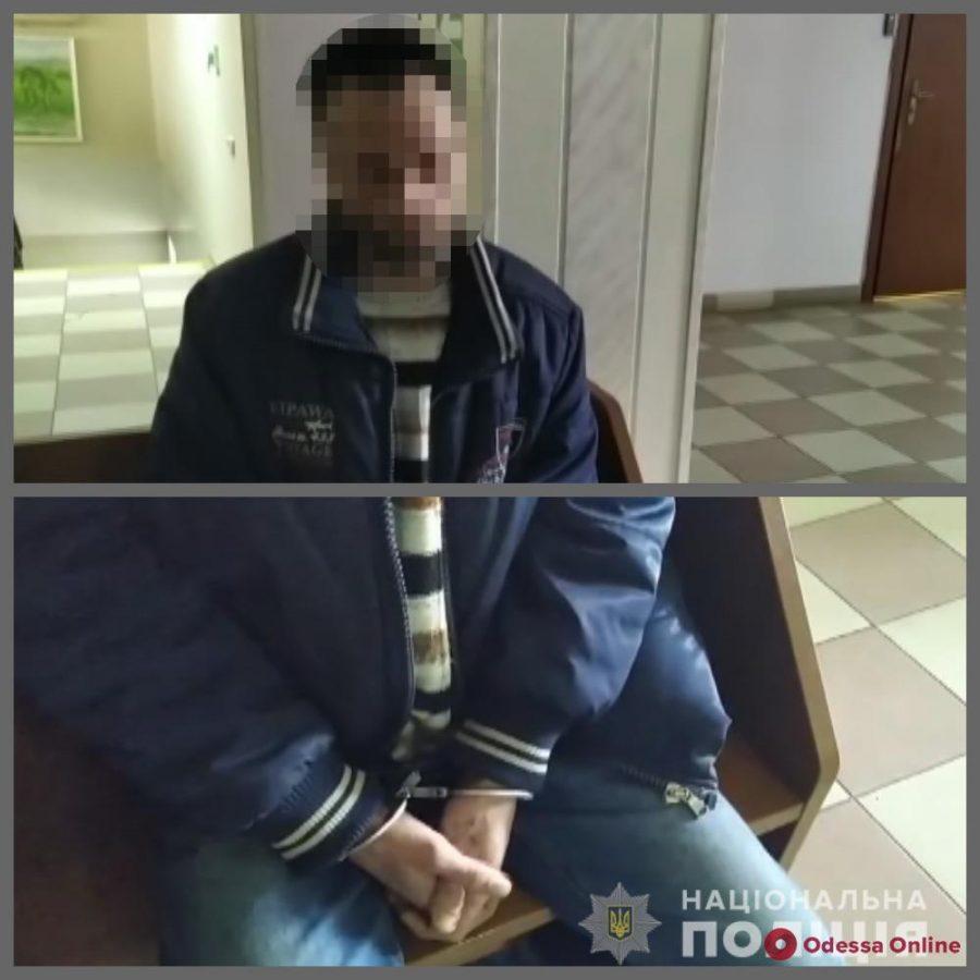 В Одессе мужчину судили за поножовщину из-за 300 гривен