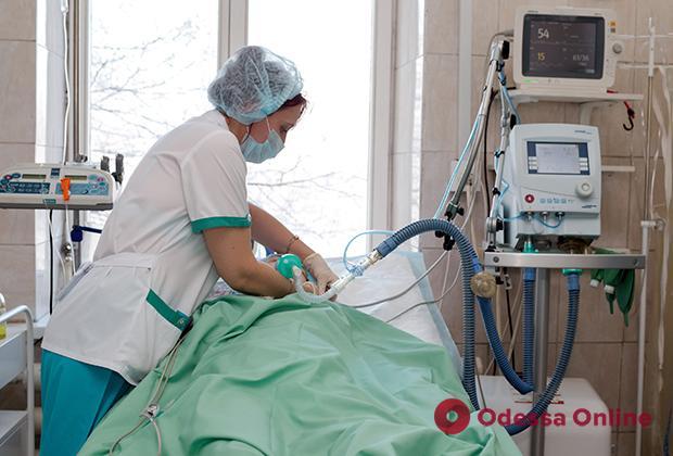 В Житомирской ОГА рассказали о состоянии зараженной коронавирусом женщины