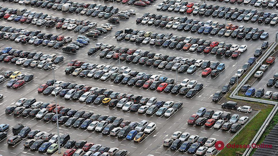 «Идеальная парковка»: одесситам станет легче искать свободные места на стоянках
