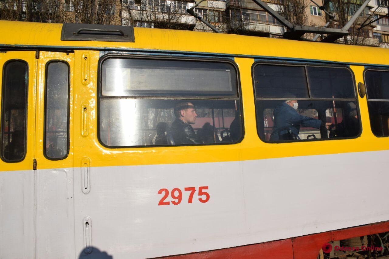 В Одессе не стали отменять бесплатный проезд для пенсионеров