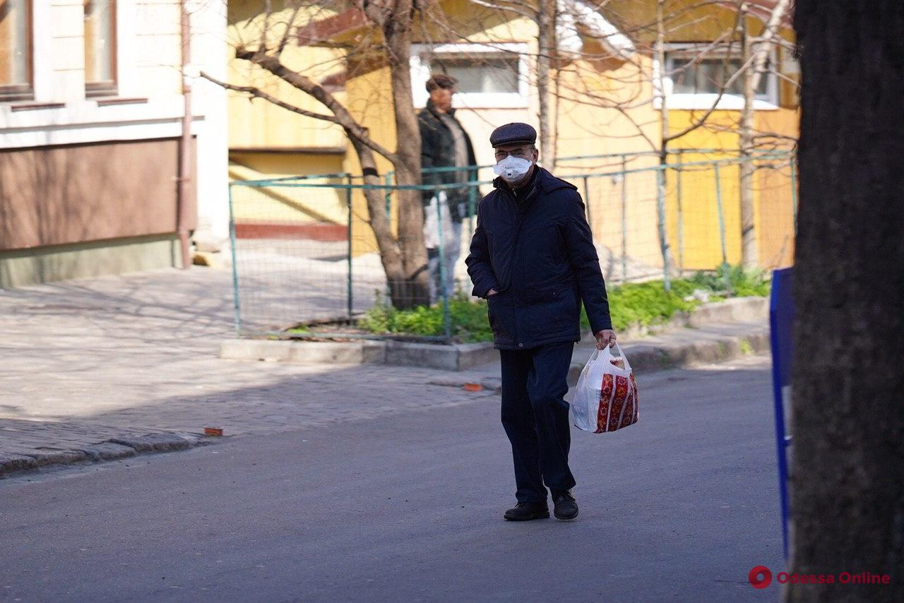 Одесса. Карантин. День четвертый (фоторепортаж)