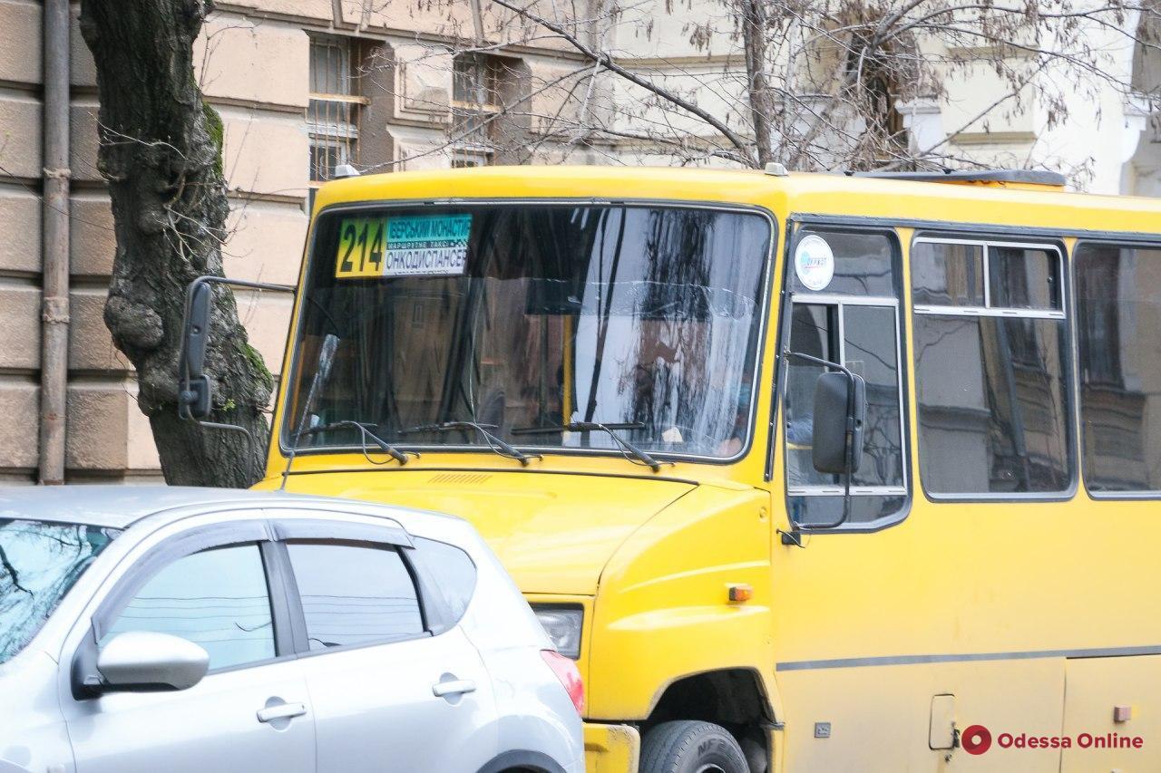 В Одессе медиков предлагают подвозить на работу отдельным транспортом