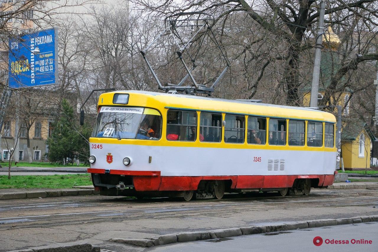 В Одессе пока сохраняется бесплатный проезд в общественном транспорте