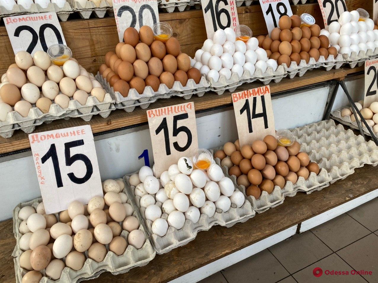 Картофель, яблоки и мясо: воскресные цены на одесском «Привозе»