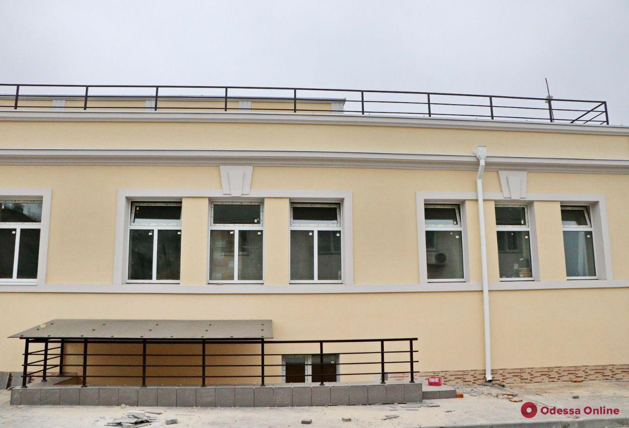 В одесской инфекционной больнице готовятся открыть новое отделение