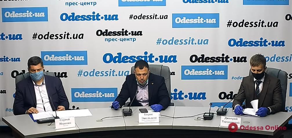 Авакову направят обращение с требованием отстранить начальника одесских копов, который напал на предпринимателя