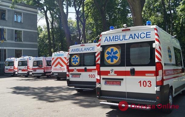 В Одессе коммунальщики займутся усиленной санобработкой машин скорой помощи
