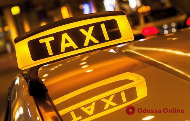 В Одессе таксист стал жертвой грабителей