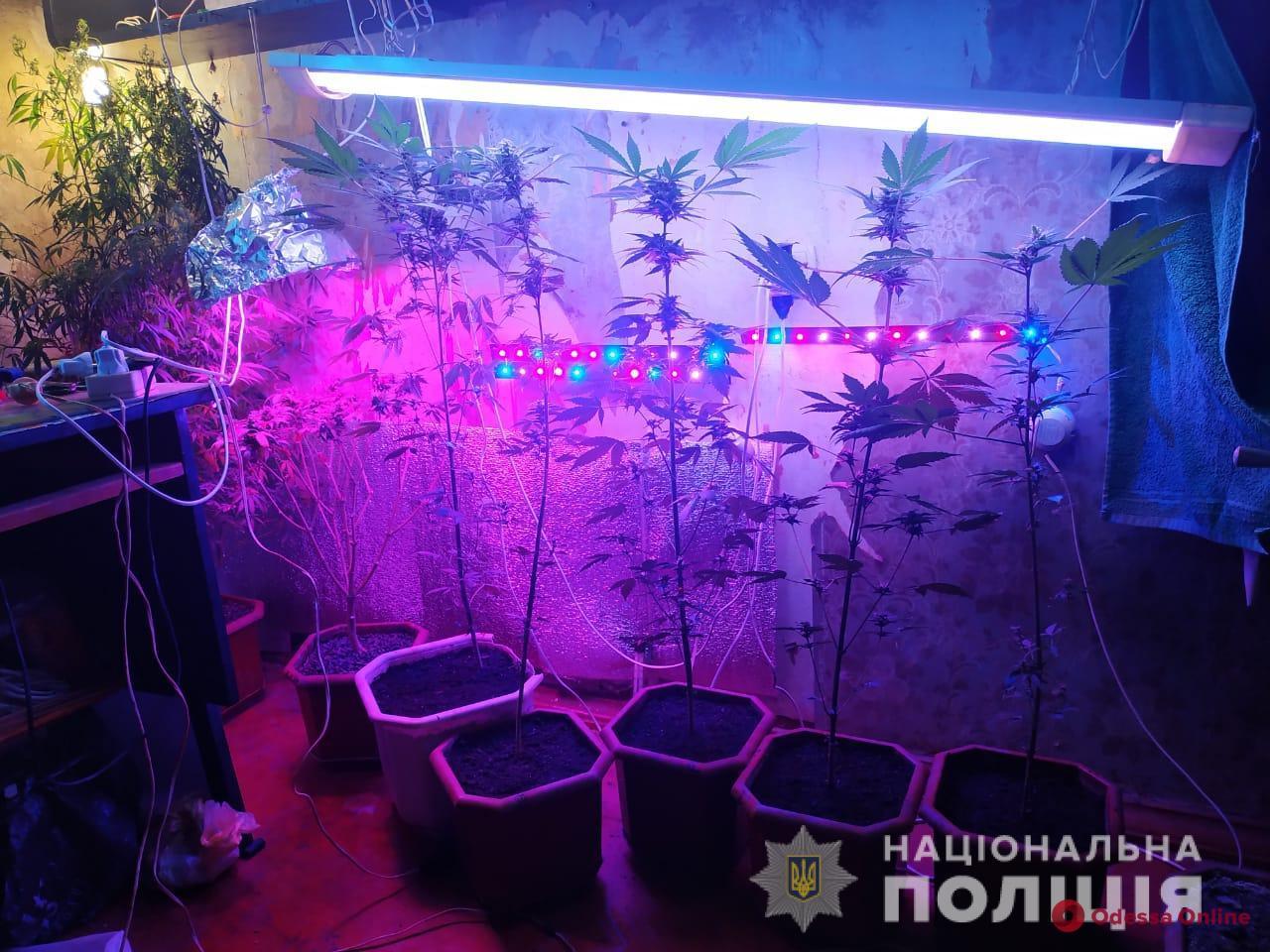 Одессит устроил наркопритон в квартире на поселке Котовского