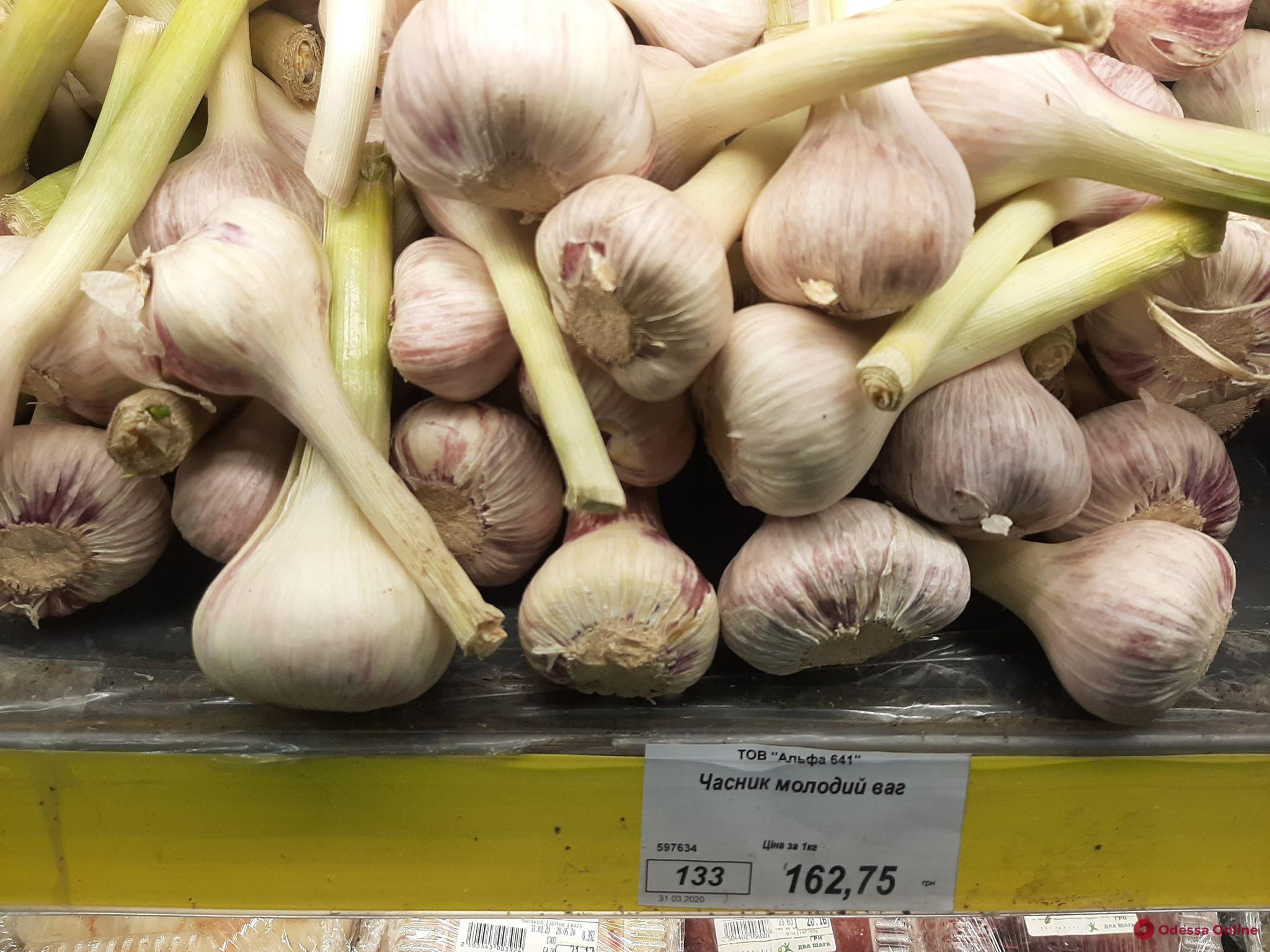 Дефицитный имбирь и «золотые» лимоны: как в Одессе за неделю изменились цены на популярные продукты питания